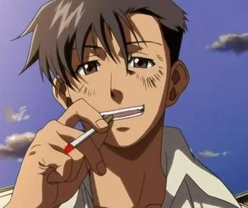 パチンコ屋で喫煙者と非喫煙者との攻防
