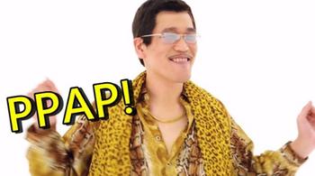 【新台】CRピコ太郎 ~PPAP~