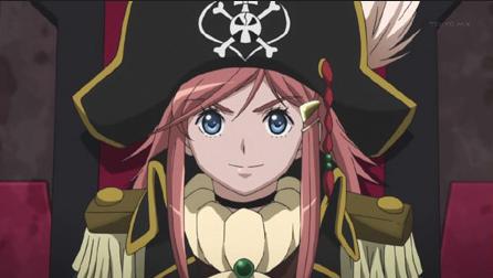 モーレツ宇宙海賊のOP