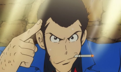 喫煙者のイメージ