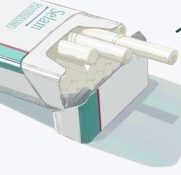 パチンコ屋の禁煙に関連する画像