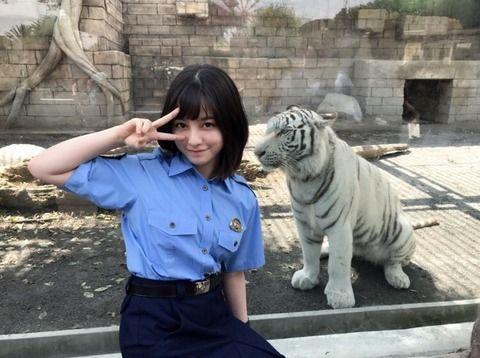 【画像】<橋本環奈>ムチムチボディが可愛いwww