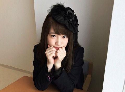 【画像】<川栄李奈>ゴスロリファッションが可愛いwww