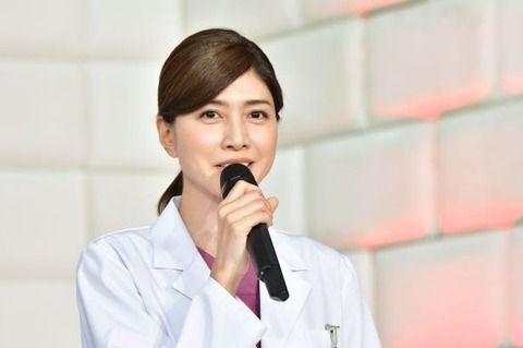 『ドクターX』変わらぬ内田有紀の美貌に反響