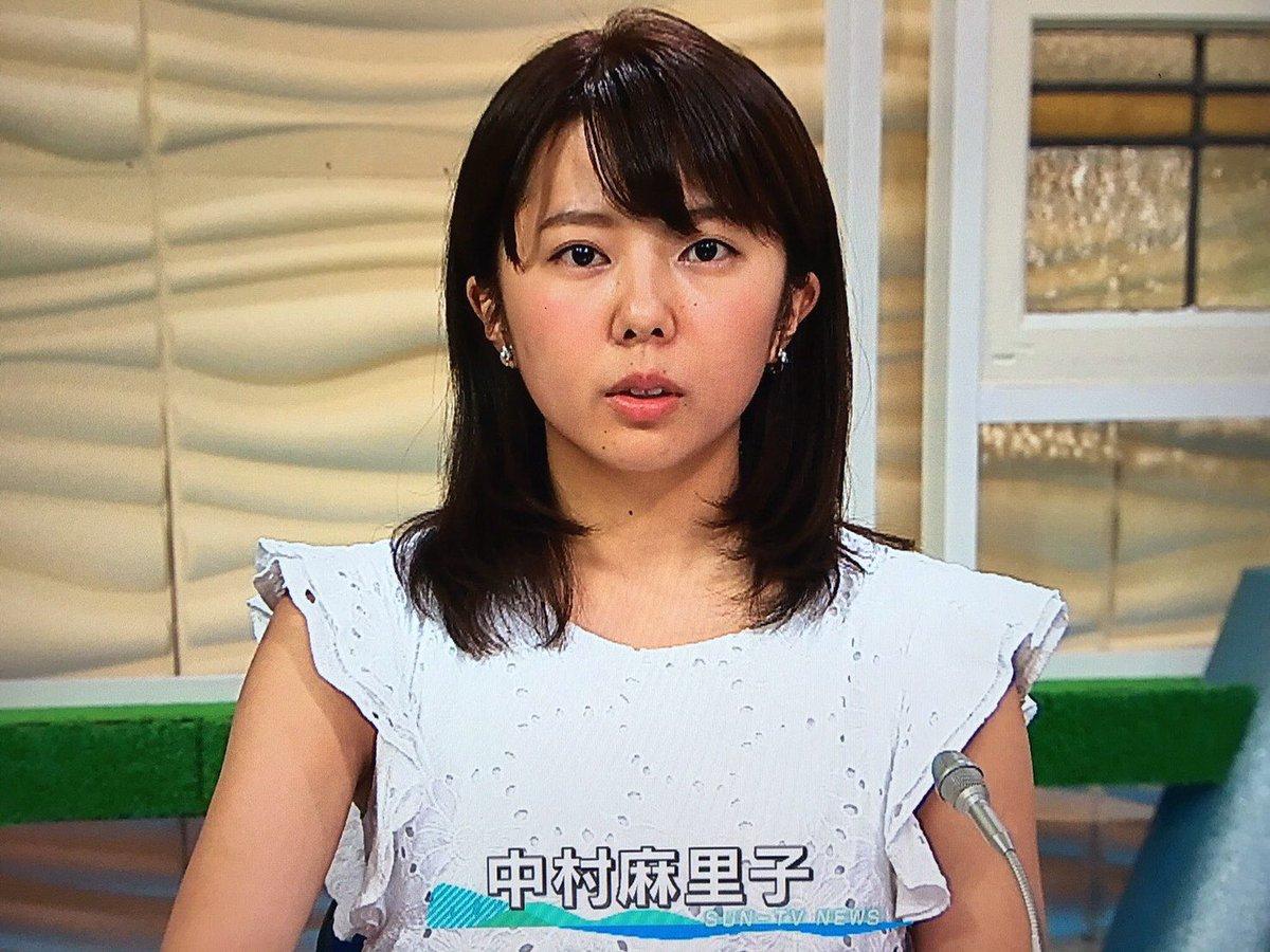 【悲報】元AKB48中村麻里子アナ、6月末でサンテレビ退社 今後は「表舞台ではない場所で勉強」