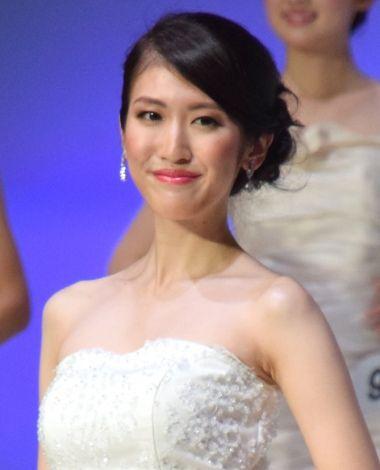 ミス・インターナショナル日本代表に東大生・杉本雛乃さん、兵庫県出身の20歳
