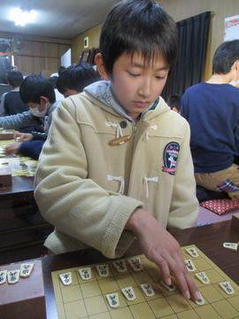 �2度目優勝の里頭諒一31級(50)