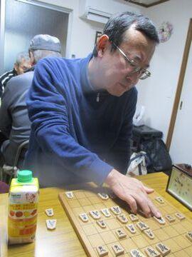 �4度目優勝の若島靖三段(50)