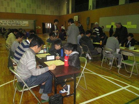 小学生が活躍した前期名人戦(50)