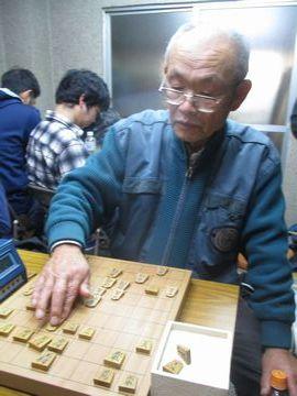 �9度目の優勝を遂げた西村勝四段(50)