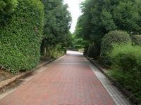 公園の入り口