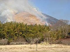 山焼き2009-3