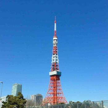 東京タワー 前田木材