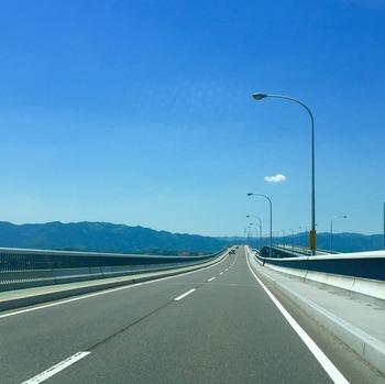 琵琶湖大橋 前田木材