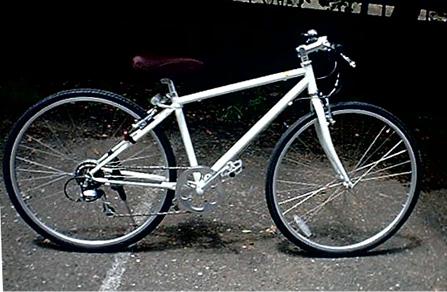 自転車の 無印良品 自転車 : 邂逅:無印良品の700C自転車 ...
