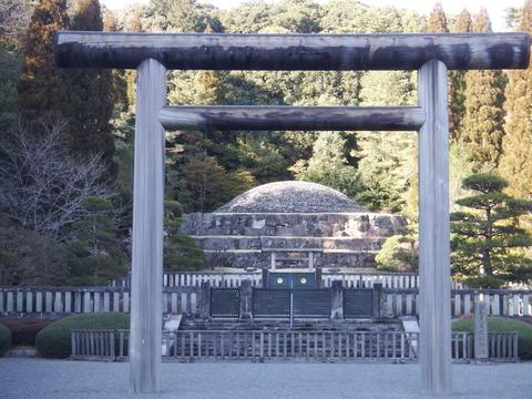 DSCF1296(昭和天皇武蔵野陵)