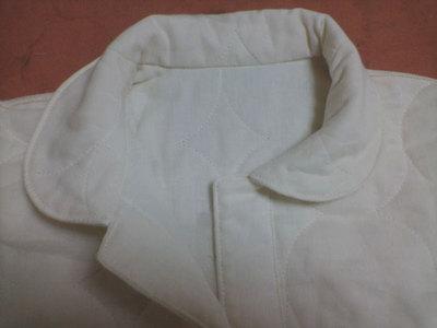 ベビーパシーマパジャマオーダー衿2