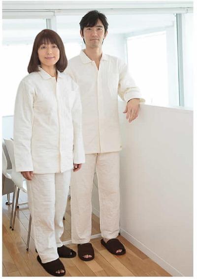 年中用パジャマ_夫婦