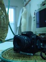 専門家のカメラ