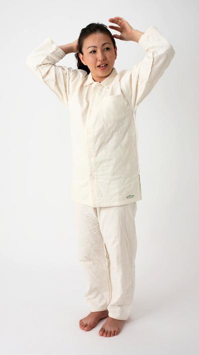 元気ウエアオリジナル年中用パシーマパジャマ