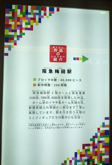 梅田駅説明
