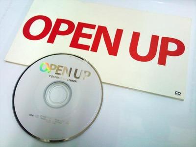 CD OPEN UP