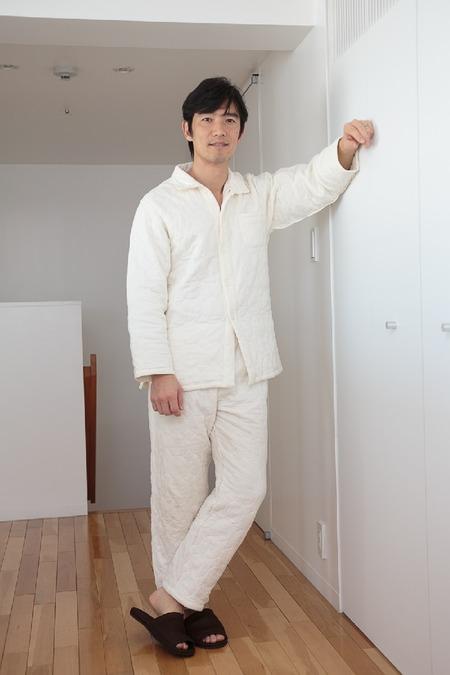 キナリ冬用パシーマパジャマ