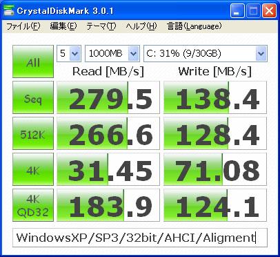 1855_C300_WindowsXP_SP3_AHCI
