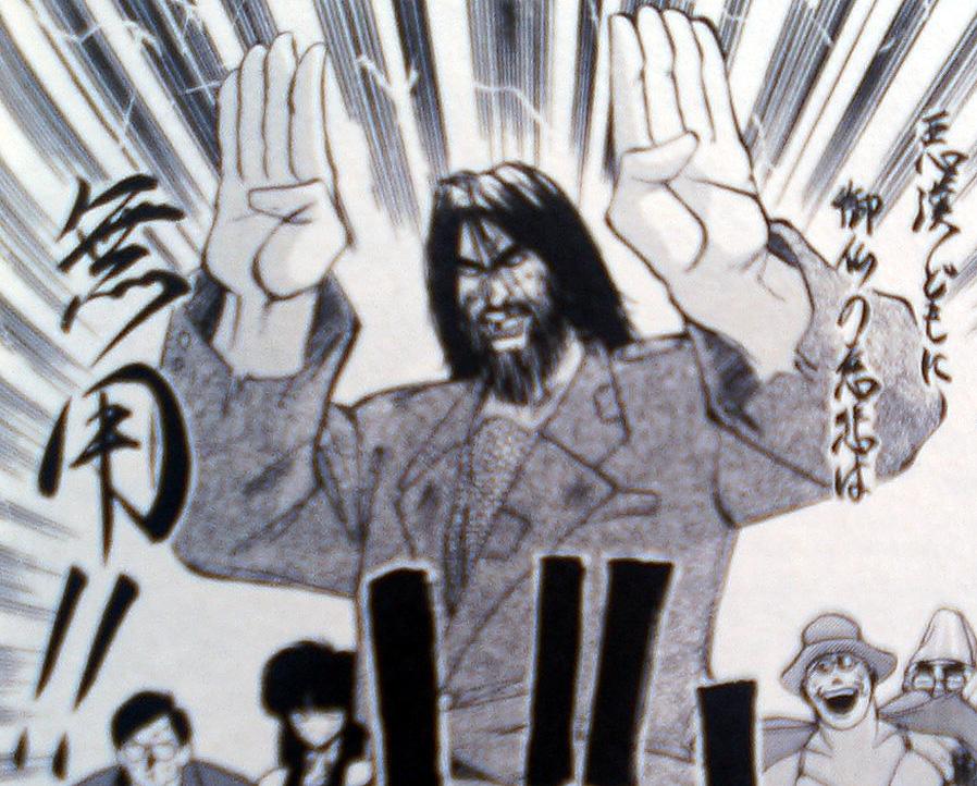 自衛リーグ_悪漢どもに御仏の慈悲は無用! 呼延灼・戴宗・李逵と名だたる天罡星が出演。対する三国志