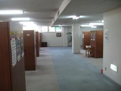 鹿児島国際ゴルフ倶楽部ロッカールーム