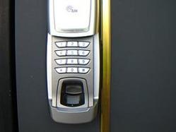指紋認証デジタルオートロックキー