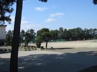姶良市立重富中学校グラウンド