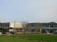 姶良市立山田中学校体育館