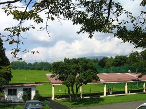 霧島ゴルフクラブ練習場