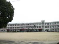 姶良市立柁城小学校グラウンド