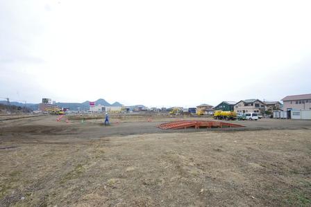 2015年2月5日イオンタウン姶良建設現場