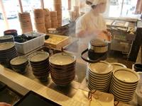 丸亀製麺加治木店注文場所