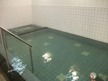 一心桜姶良温泉浴室
