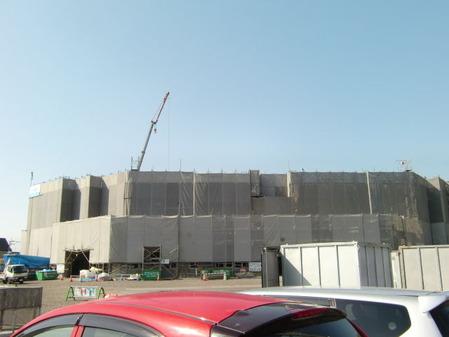 クオラリハビリテーション姶良病院建設工事