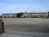 姶良町立帖佐中学校グラウンド