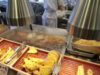 丸亀製麺加治木店てんぷら