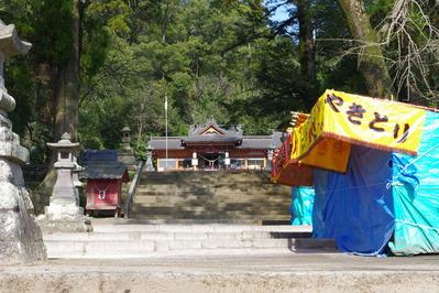 2013年蒲生八幡神宮正月準備