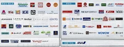 ファミマTカード利用可能事業者