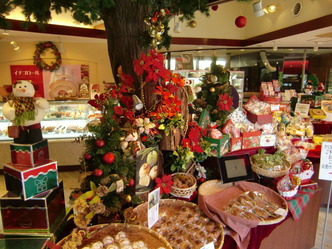 2011年森三クリスマスケーキ予約カタログ