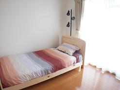 アーネスト姶良 1LDK寝室