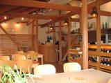 鹿児島県姶良郡姶良町 イタリアンレストラン シンパティコ店内 hspace=5