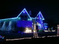 姶良町クリスマスイルミネーション