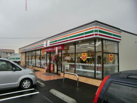 2013年12月13日セブンイレブン西餅田店開店