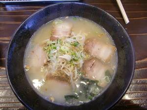 ラーメン秀チャーシュー麺
