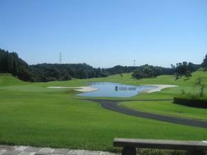 高牧ゴルフクラブイン9番